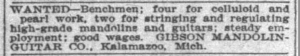 Source: Indianapolis News, December 11, 1903.